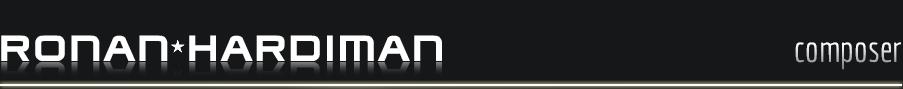 Ronan Hardiman - Composer